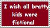 Stamp: Bratty kids fictional by Riza-Izumi