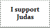 Stamp: I support Judas by Riza-Izumi