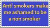 Stamp: Anti smokers suck by Riza-Izumi
