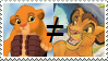Stamp: Kopa is NOT Fluffy by Riza-Izumi