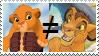 Stamp: Kopa is NOT Fluffy by Riza-Izumi