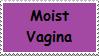 Stamp: Moist Vagina by Riza-Izumi