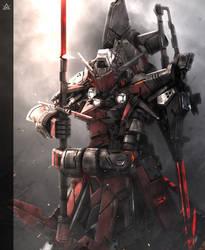 Mercenary's sword