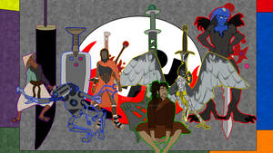 Renegade Saga The Underdogs