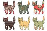 Cat adoptables [OPEN]