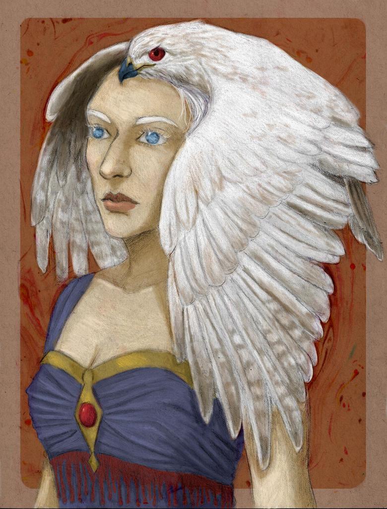 Hawk Eyes by ApocalypticCandy