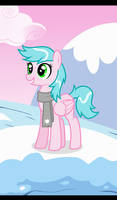 [ MLP || Commission ] Frosty Pastel