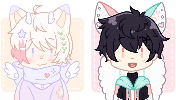 [ For Others ] Lil Cuties by VanilleCream