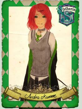 Hogwarts Academy: Andra Kumme