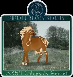 3354 Calypso's Secret