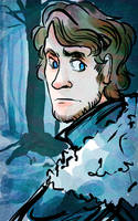 GoT: Robb Stark by manonquinn