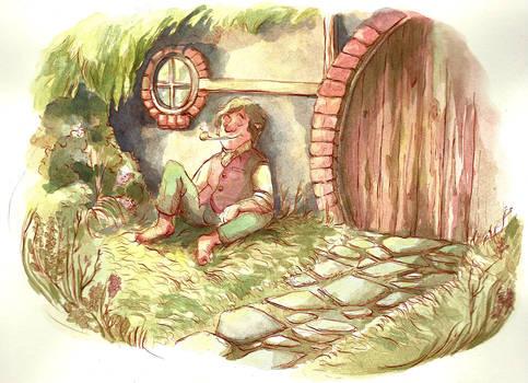 I wish I was a Hobbit guys