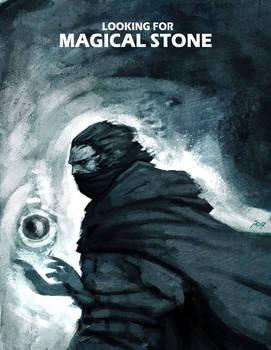magical stone