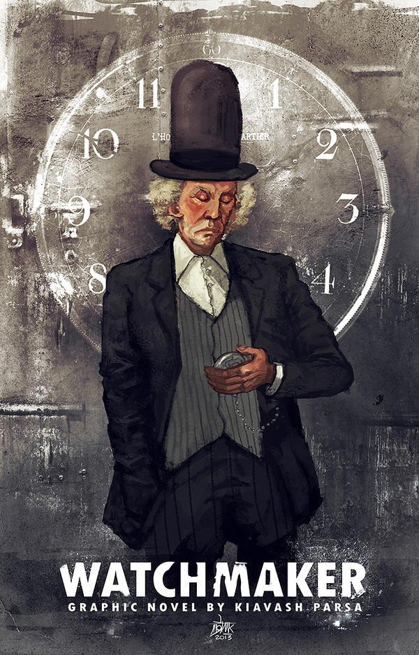 Watchmaker by kiavashjp