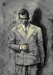 Detective Tehran Noir by kiavashjp