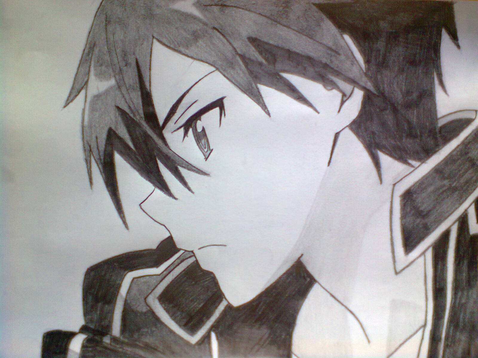 Kazuto Kirigaya Kirito Sword Art Online By Dread333 On