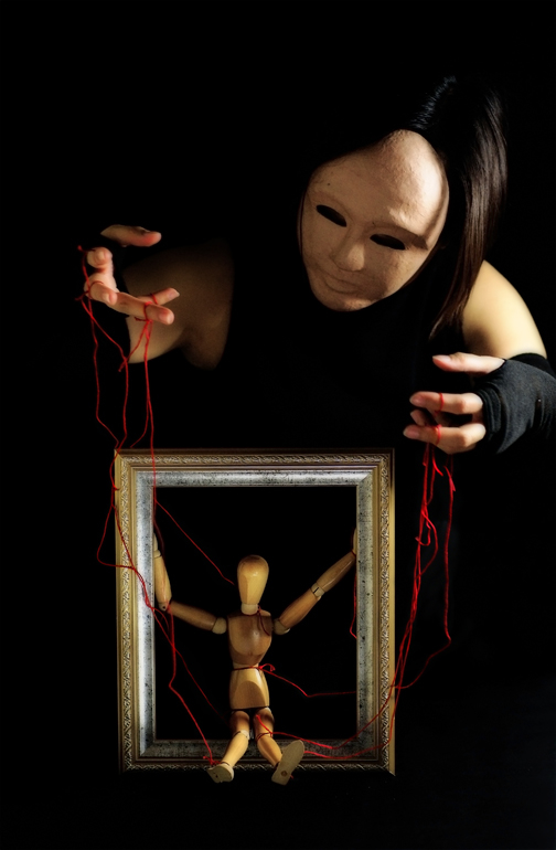 The Puppet Master by pinay-malaya