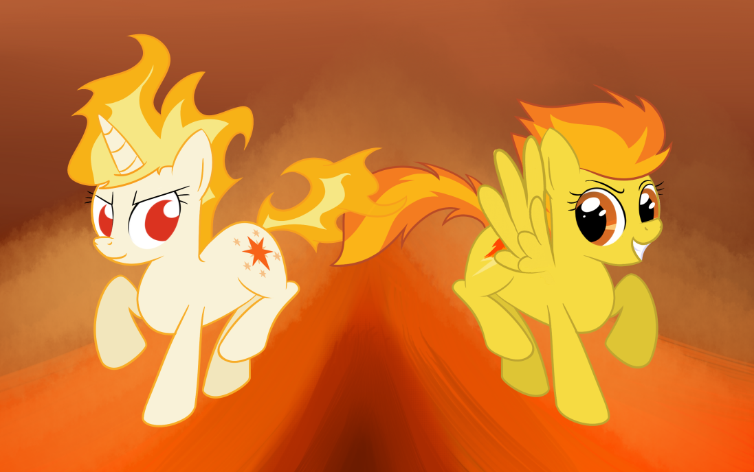 smokin' hot ponies by hip-indeed