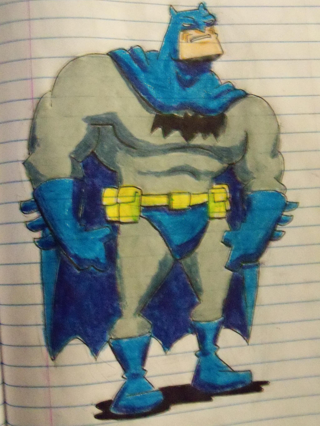 Batman by LaundryPile