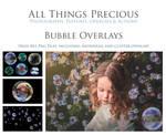 Fine Art Bubble Overlays