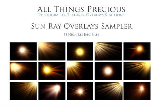 Sun Ray Overlays
