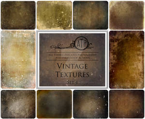 Vintage Textures SET 4