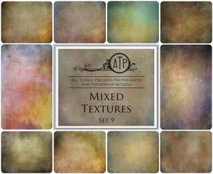 Mixed Textures SET 9