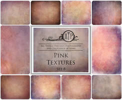 Pink Textures SET 8