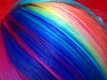 Rainbow Hair Macro by cherrybomb-81