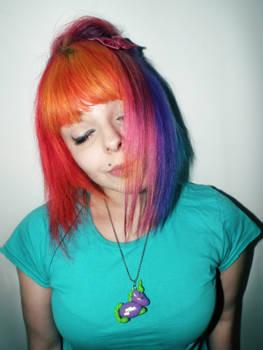 Colorfull - Rainbow Hair 2012