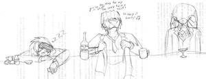 PW: Varying degrees of drunk