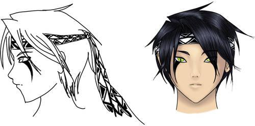 Original: Dargan redesigned by androidgirl