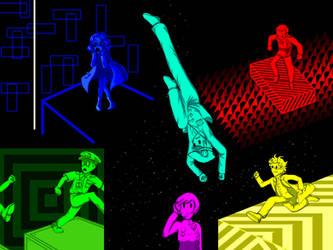 VVVVVV by androidgirl