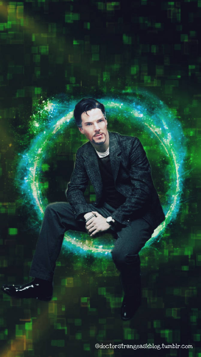 Doctor Strange casual edit by asherlockfan
