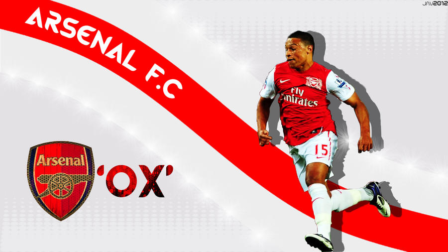 Alex Oxlade-Chamberlain Wallpaper by Jav2012