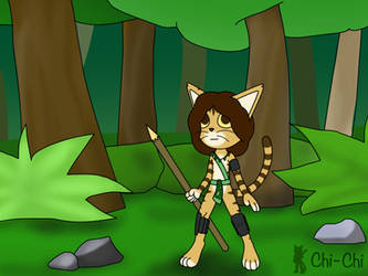 Tribal Chi-Chi by Chi-ChiTheCat