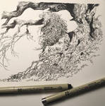 Ink / Monarchs Madness