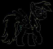 ASCII Derpy