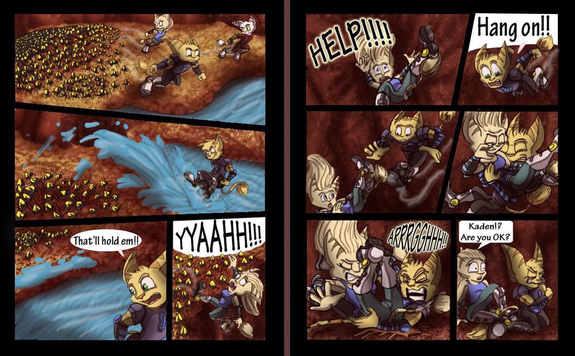 Kaden Ratchet And Clank