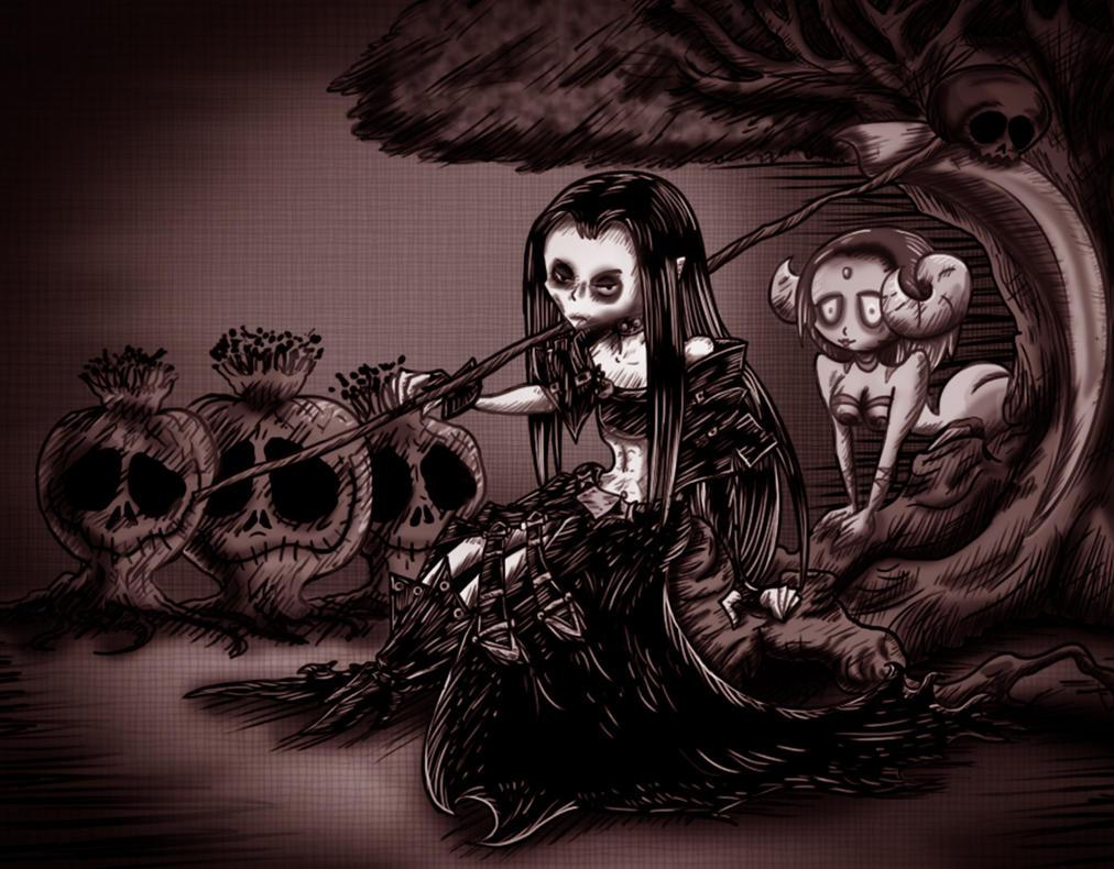 FGE Halloween Testament by shinragod on DeviantArt