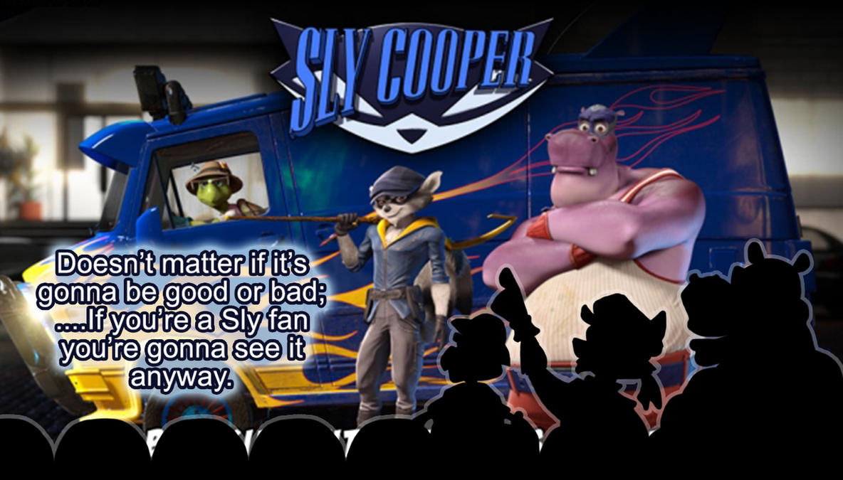 Mystery sly ience theater by shinragod click for details sly cooper