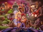 Crash Bandicoot 1 Tribute