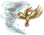 Pidgeot Whirlwind