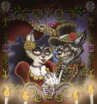 Sly and Carmelita Day of the Dead