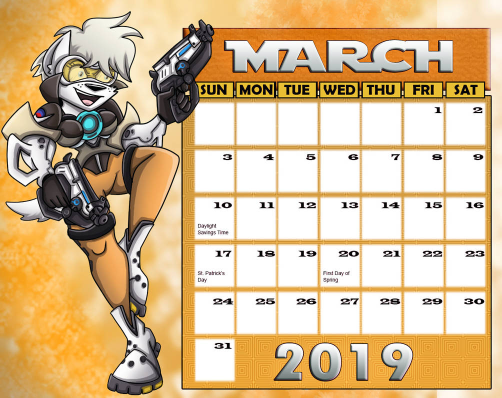 March 2019 - Shining Wolf Tracer