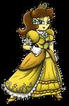 Princess Daisy Struts Into Smash by shinragod
