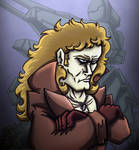 Liquid Snake by shinragod