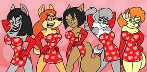 Valentine Queens