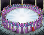 Sorceresses of Light COMMISSION
