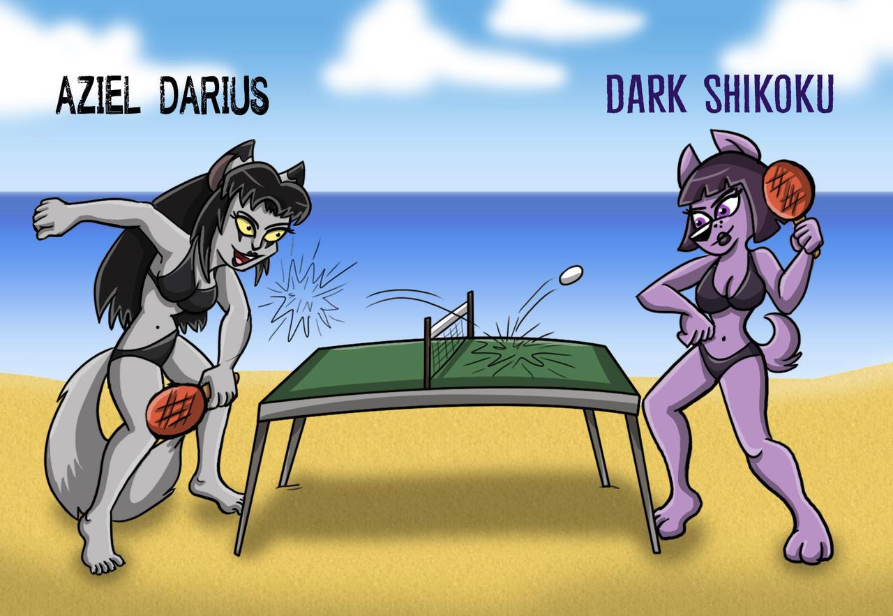 Queen of Summer 7 Rd3: Aziel VS Dark Shikoku